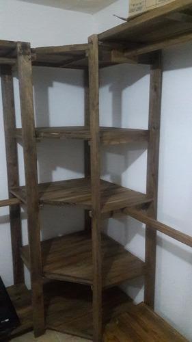 fabricacion de muebles con madera para paletas y mas!!!!!!!!