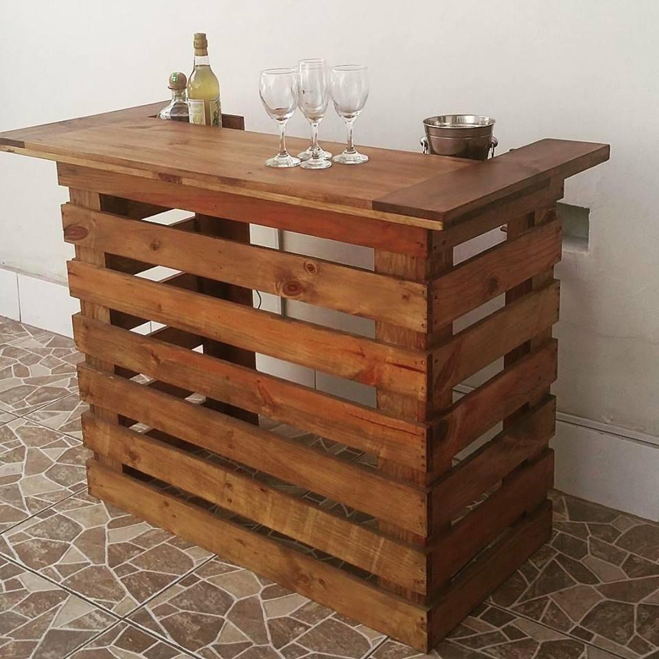 Fabricaci n de muebles de parihuelas palets de madera en mercado libre - Fabricacion de muebles de madera ...