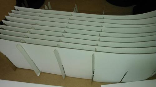 fabricación de organizadores en cartonite
