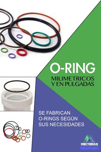 fabricacion de oring a medida