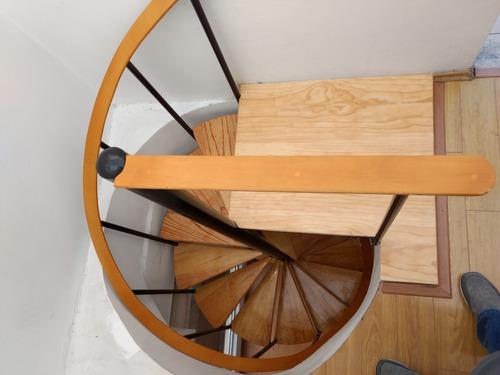 fabricación de pergolas, techumbres, estructuras y escaleras