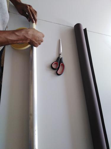 fabricación de persinas enrrollables y mantto