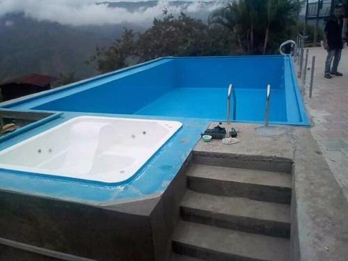fabricación de piscinas y jacuzzi a la medida