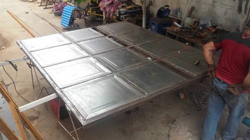 fabricación de portones segun necesidad