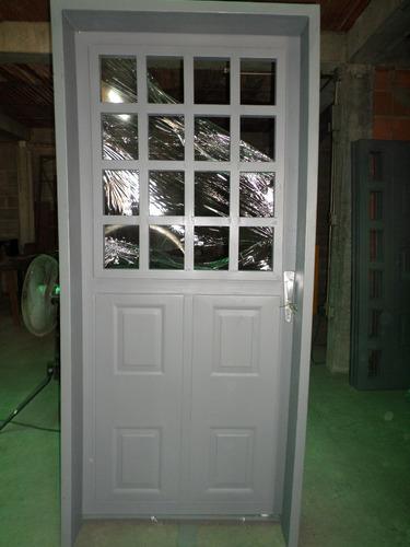 Puertas de herreria sencillas affordable herreria y for Imagenes de puertas de hierro
