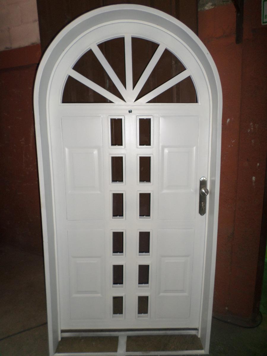 Fabricaci n de puertas ventanas y marcos en arco en - Arcos decorativos para puertas ...
