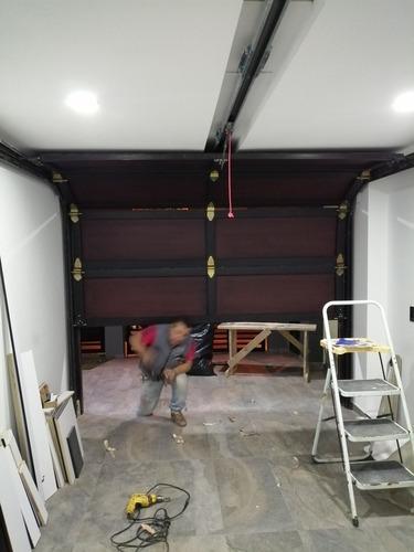 fabricación de puertas y rejas eléctricas y automatización