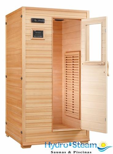 fabricación de sauna seco