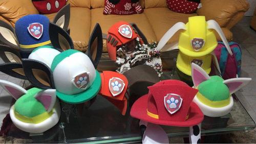 fabricación de sombreros de hule espuma para cualquier event