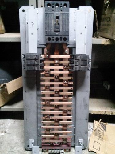 fabricacion de tableros electricos de alumbrado y potencia