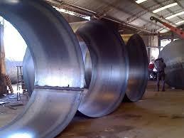 fabricación de tanques metálicos