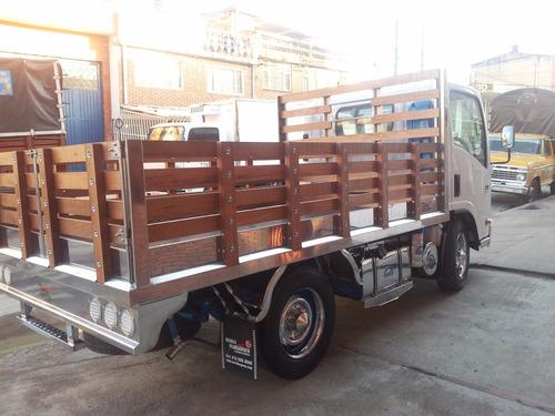 fabricación de todo tipo de carrocerías para transporte