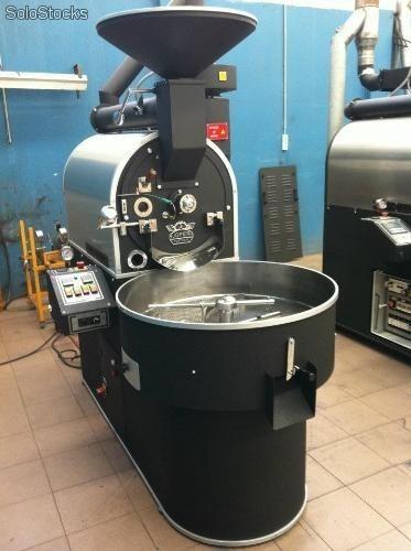 fabricacion de torrefactoras y molinos de cafe