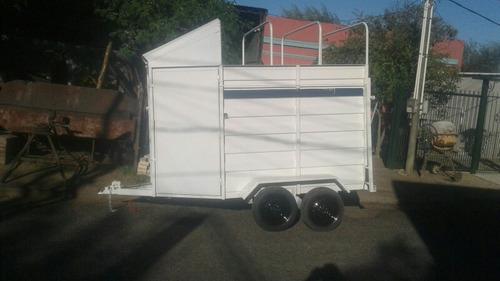 fabricacion de trailer a medida desde 52ooo pesos