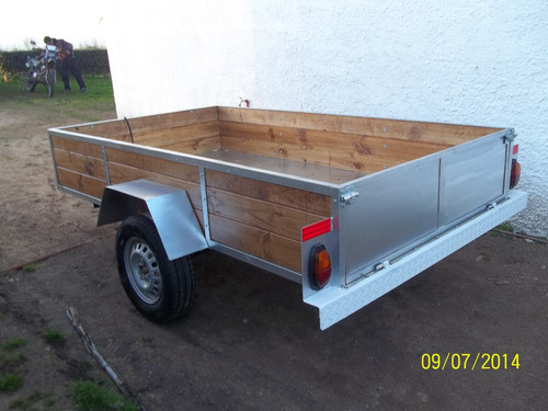fabricacion de trailers , enganches y guardabarros