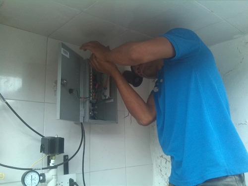 fabricación de tubos  de cerco eléctrico y mantenimientos
