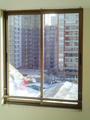 fabricacion de ventanas termopanales y normales