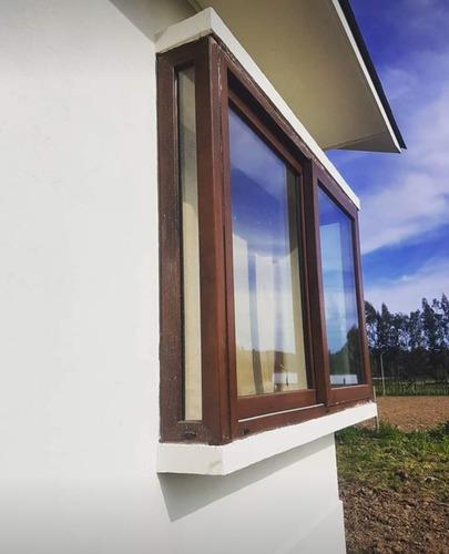 fabricación de ventanas y puertas de pvc