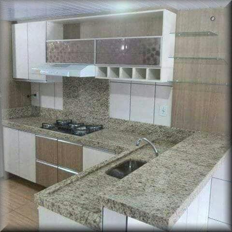 Fabricación Diseño De Muebles Cocina Medida Closet Granito - $ 1 en ...