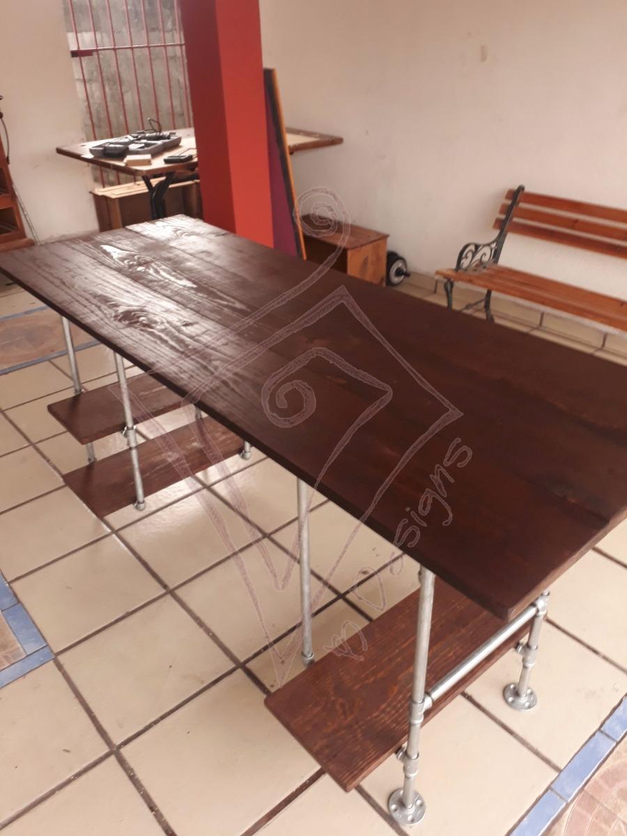 Mobiliario Estilo Industrial Mobiliario Industrial Mueble Tv  # Muebles Cubanos De Madera