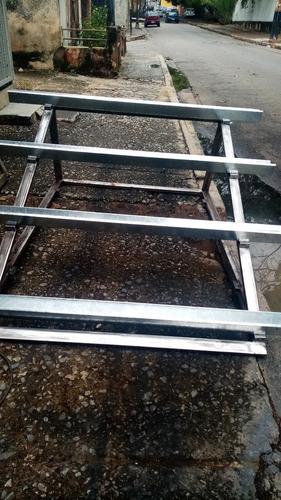 fabricación e instalación de tridilosa, toldos policarbonato