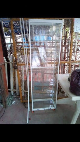 fabricación e instalación y mantenimiento en aluminio