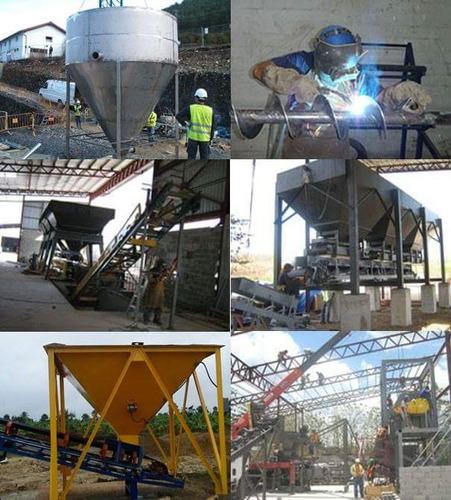 fabricacion en estructuras metalicas difisaiz