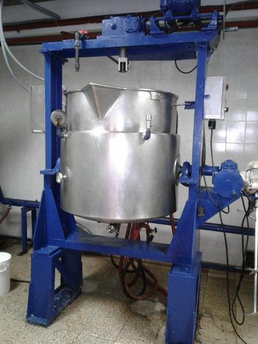 fabricación equipos acero inoxidable