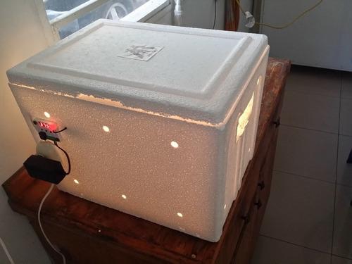 fabricacion incubadoras avicola y geckos control digital