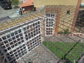 fabricacion instalacion de  tridilosa  estruturas metalicas