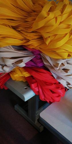 fabricación manteles y bolsas friselina por pedido. colores