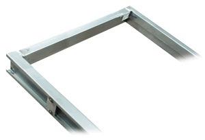 fabricación: marcos para puertas y ventanas de hierro- metal
