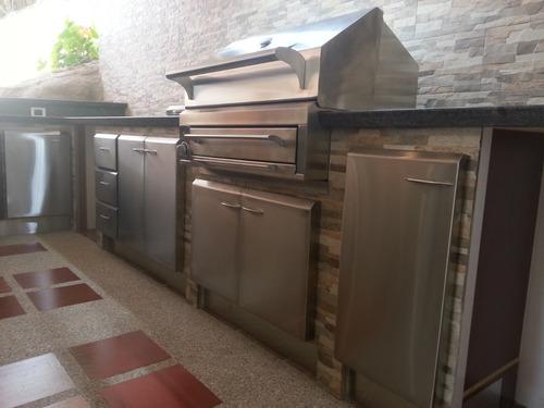 fabricacion mobiliarios acero inoxidable,remodelaciones,