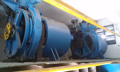 fabricación modernización y mantenimiento de ascensores