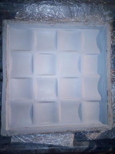 fabricación moldes paneles 3d en fibra de vidrio