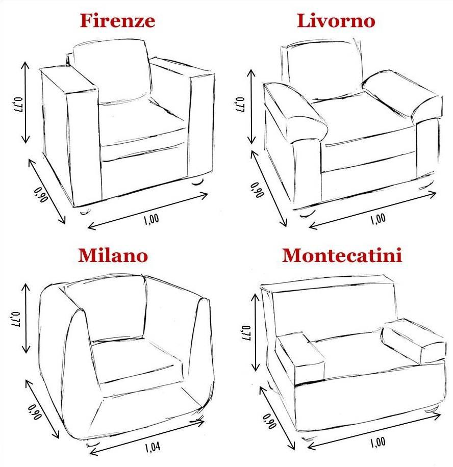 Fabricaci N Mueble Poltrona Umberto Capozzi Piel Ecol Gica Bs  # Muebles Umberto Capozzi