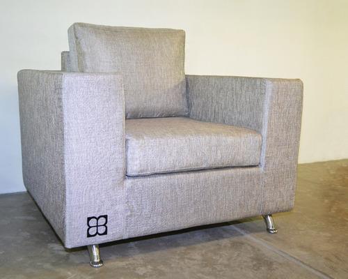 fabricación mueble poltrona umberto capozzi tela