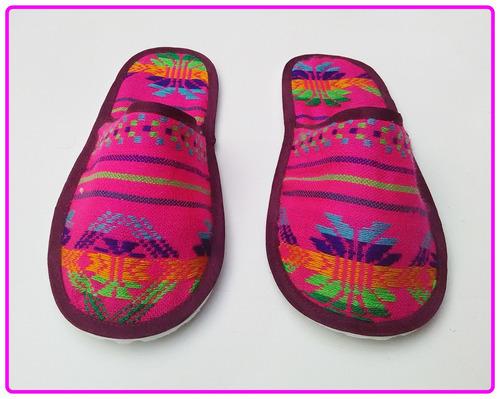 fabricación  pantuflas caba