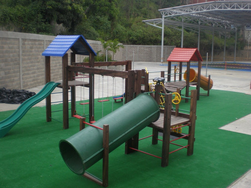 fabricación parques infantiles