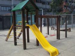 fabricación, parques infantiles