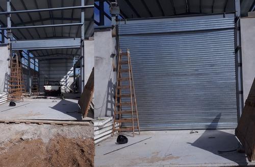 fabricación reparación instalacion cortina metalica enrollar
