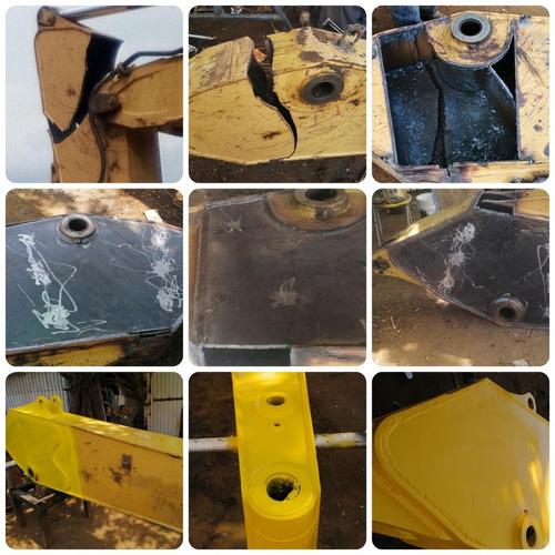 fabricacion reparacion trituradoras y maquinaria pesada