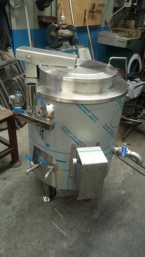 fabricacion, reparación y mantenimiento de marmitas