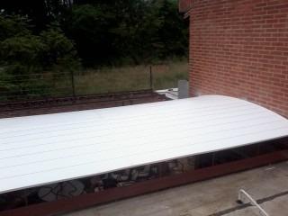 fabricacion  trilosa ,toldos ,techos de pvc  y policarbato