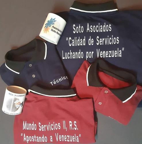 fabricación uniformes - serigrafía - bordados - sublimación