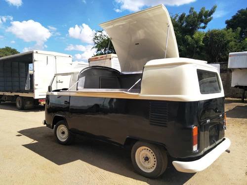 fabricación, venta y reparación de food truck