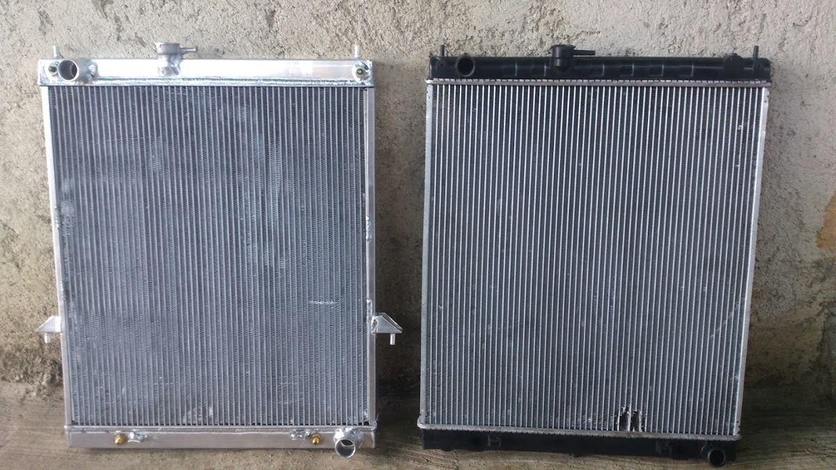Fabricacion venta y reparacion de radiadores en mercado for Fabricacion radiadores