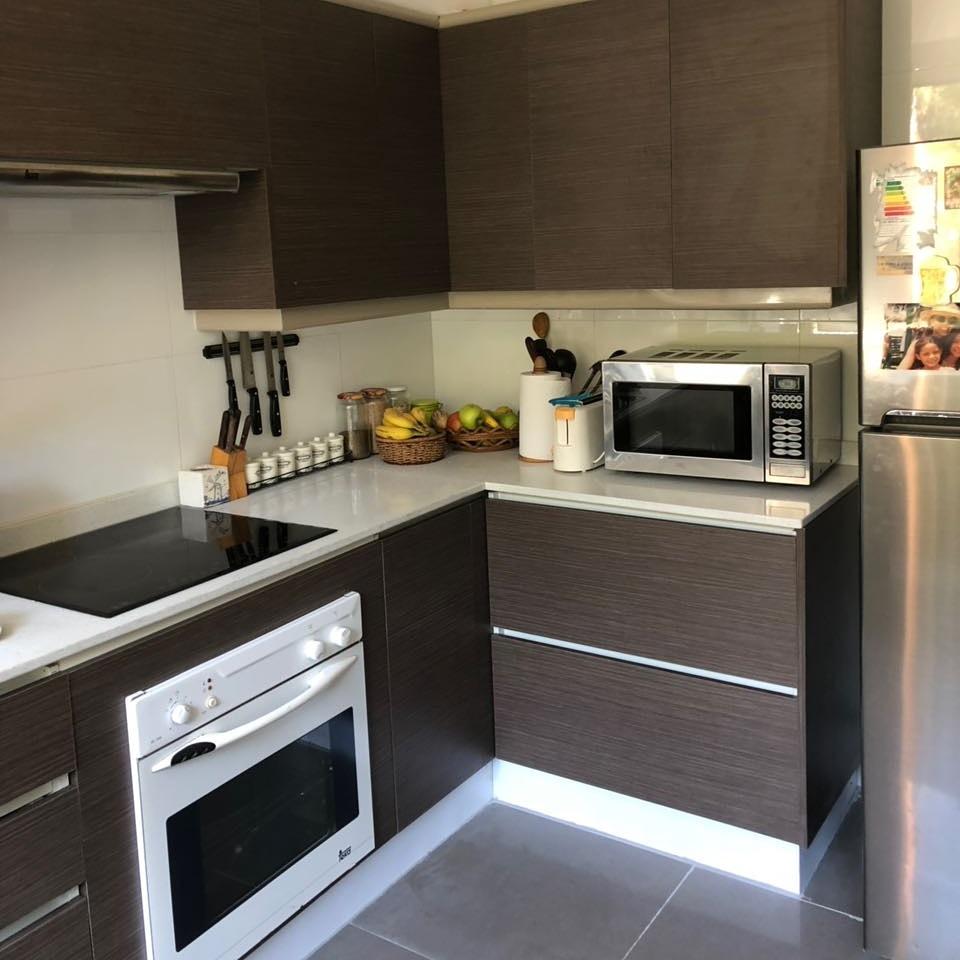 Excepcional Repavimentación De Muebles De Cocina Inspiración - Ideas ...