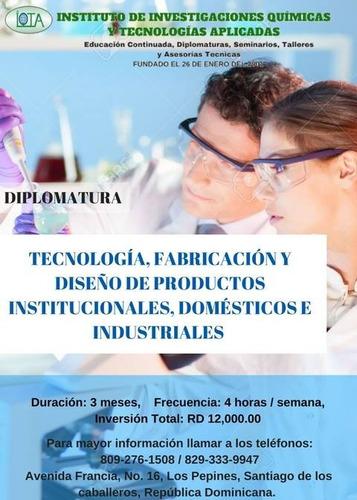 fabricación y diseño de productos domésticos