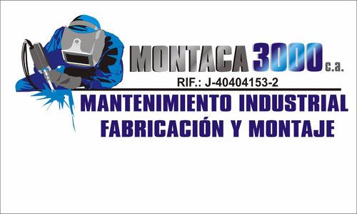 fabricación y montajes para tu empresa